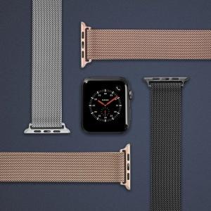 Dây Mesh Apple Watch chính hãng LAUT